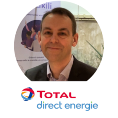 Total Direct Energie - Benoit Laurent