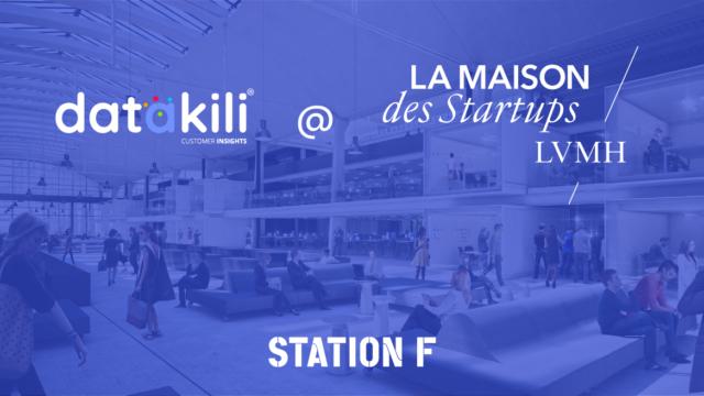datakili - La Maison des Startups LVMH - Station F