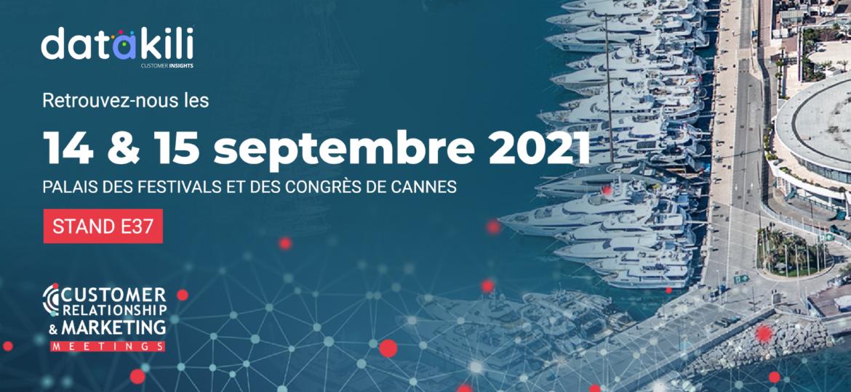 Salon Customer Relationship & Marketing Meetings 2021 (Cannes)